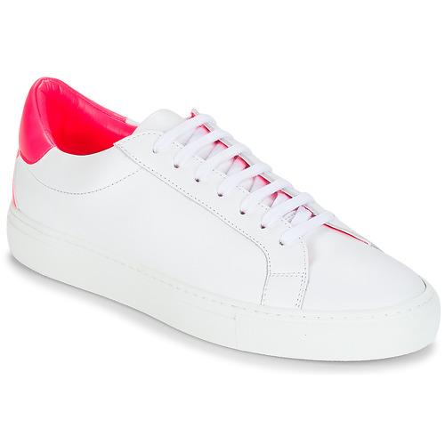 Παπούτσια Γυναίκα Χαμηλά Sneakers KLOM KEEP Άσπρο / Ροζ