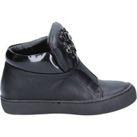 Παπούτσια Γυναίκα Μποτίνια Sara Lopez Αθλητικά BX704 Μαύρος