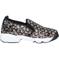 Παπούτσια Γυναίκα Slip on J. K. Acid BX746 καφέ