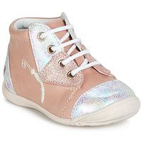 Παπούτσια Κορίτσι Ψηλά Sneakers GBB VERONA Ροζ