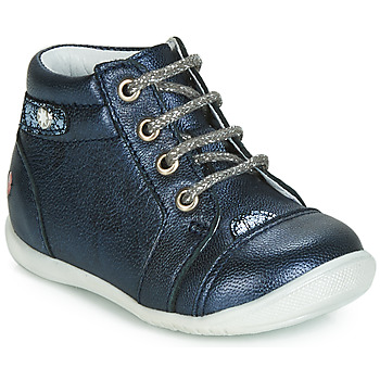 Παπούτσια Κορίτσι Ψηλά Sneakers GBB NICOLE Μπλέ