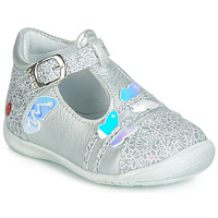 Παπούτσια Κορίτσι Μπαλαρίνες GBB MERTONE Silver