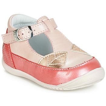 Παπούτσια Κορίτσι Ψηλά Sneakers GBB PAKITA Ροζ