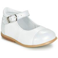 Παπούτσια Κορίτσι Μπαλαρίνες GBB BELISTO Άσπρο