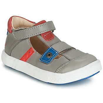 Παπούτσια Αγόρι Σανδάλια / Πέδιλα GBB VORETO Grey / Μπλέ / Red