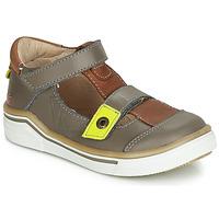 Παπούτσια Αγόρι Σανδάλια / Πέδιλα GBB PORRO Grey / Brown