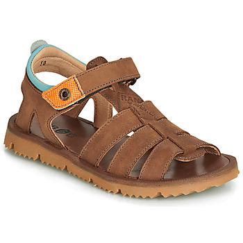 Παπούτσια Αγόρι Σανδάλια / Πέδιλα GBB PATHE Brown