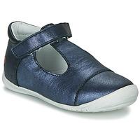 Παπούτσια Κορίτσι Μπαλαρίνες GBB MERCA Μπλέ