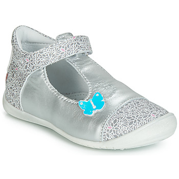 Παπούτσια Κορίτσι Μπαλαρίνες GBB MERCA Silver