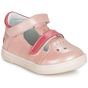 Παπούτσια Κορίτσι Μπαλαρίνες GBB ARAMA Ροζ