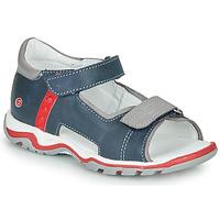 Παπούτσια Παιδί Σανδάλια / Πέδιλα GBB PARMO Μπλέ