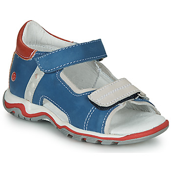 Παπούτσια Παιδί Σανδάλια / Πέδιλα GBB PARMO Μπλέ / Red