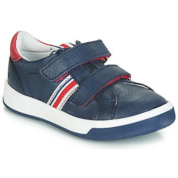 Παπούτσια Αγόρι Χαμηλά Sneakers GBB NEVIS Μπλέ