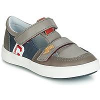 Παπούτσια Αγόρι Χαμηλά Sneakers GBB VARNO Grey / Marine