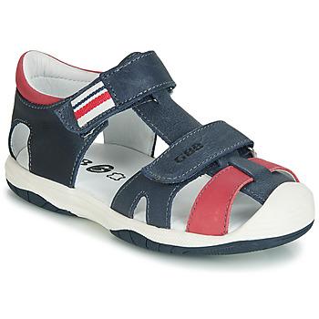 Παπούτσια Αγόρι Σανδάλια / Πέδιλα GBB BERTO Marine / Red