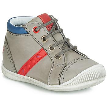 Παπούτσια Αγόρι Ψηλά Sneakers GBB TARAVI Black