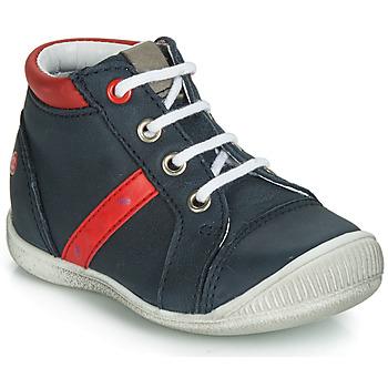 Παπούτσια Αγόρι Ψηλά Sneakers GBB TARAVI Marine / Red