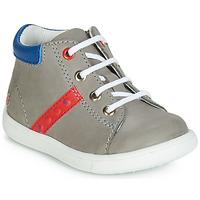 Παπούτσια Αγόρι Ψηλά Sneakers GBB FOLLIO Grey / Μπλέ