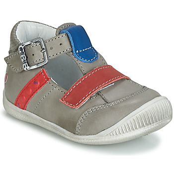 Παπούτσια Αγόρι Σανδάλια / Πέδιλα GBB BALILO Grey / Μπλέ / Red