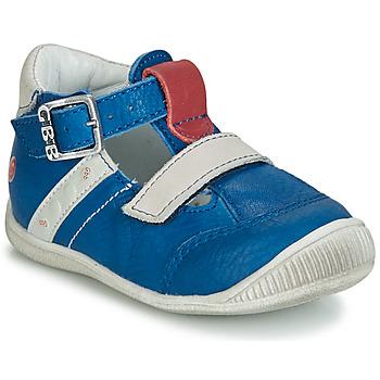Παπούτσια Αγόρι Ψηλά Sneakers GBB BALILO Vte / Μπλέ / Electric / Dpf / Raiza