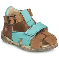 Παπούτσια Αγόρι Σανδάλια / Πέδιλα GBB SEROLO Brown
