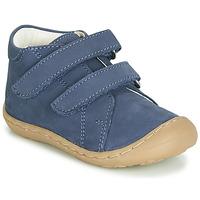 Παπούτσια Αγόρι Ψηλά Sneakers GBB MAGAZA Μπλέ