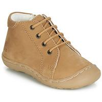 Παπούτσια Αγόρι Ψηλά Sneakers GBB FREDDO Cognac