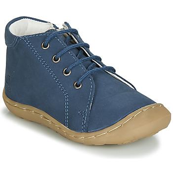 Παπούτσια Αγόρι Ψηλά Sneakers GBB FREDDO Μπλέ