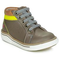 Παπούτσια Αγόρι Ψηλά Sneakers GBB QUITO Grey