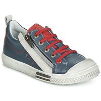 Παπούτσια Αγόρι Χαμηλά Sneakers GBB STELLIO Marine / Red
