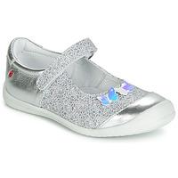 Παπούτσια Κορίτσι Μπαλαρίνες GBB SACHIKO Silver