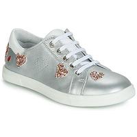Παπούτσια Κορίτσι Χαμηλά Sneakers GBB ASTOLA Silver