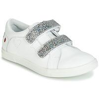 Παπούτσια Κορίτσι Χαμηλά Sneakers GBB BALOTA Άσπρο / Silver