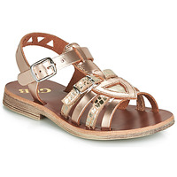 Παπούτσια Κορίτσι Σανδάλια / Πέδιλα GBB FANNI Ροζ / Χρυσο / Gold