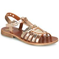 Παπούτσια Κορίτσι Σανδάλια / Πέδιλα GBB FANNI Bronze