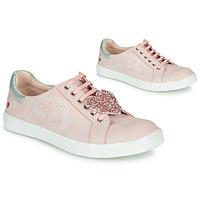 Παπούτσια Κορίτσι Χαμηλά Sneakers GBB MUTA Ροζ