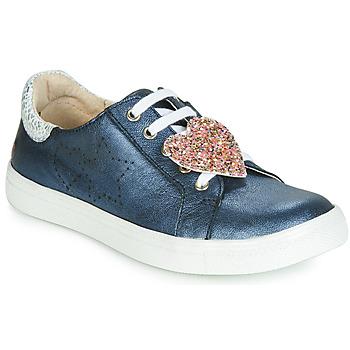 Παπούτσια Κορίτσι Χαμηλά Sneakers GBB MUTA Μπλέ