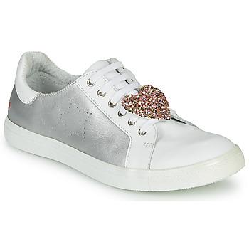 Παπούτσια Κορίτσι Χαμηλά Sneakers GBB MUTA Silver