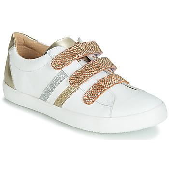 Παπούτσια Κορίτσι Χαμηλά Sneakers GBB MADO Άσπρο