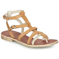 Παπούτσια Κορίτσι Σανδάλια / Πέδιλα GBB NOVARA Brown