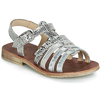 Παπούτσια Κορίτσι Σανδάλια / Πέδιλα GBB BANGKOK Silver