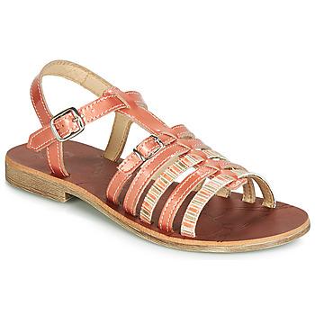 Παπούτσια Κορίτσι Σανδάλια / Πέδιλα GBB BANGKOK Corail