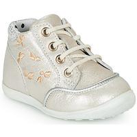 Παπούτσια Κορίτσι Ψηλά Sneakers Catimini BALI Vte / ΜΠΕΖ-ΑΣΗΜΙ / Dpf / Gluck