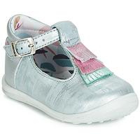 Παπούτσια Κορίτσι Μπαλαρίνες Catimini BIMA Vte / Μπλέ / ΑΣΗΜΙ / Dpf / Gluck