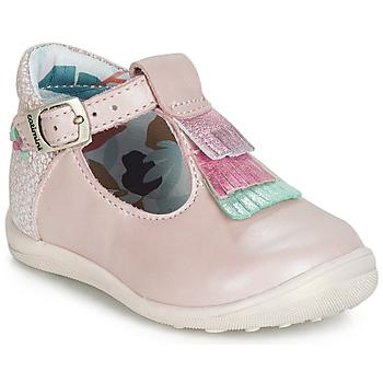 Παπούτσια Κορίτσι Μπαλαρίνες Catimini BIMA Ροζ