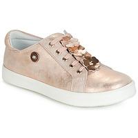 Παπούτσια Κορίτσι Χαμηλά Sneakers Catimini CRISTOL Ροζ