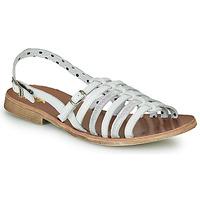 Παπούτσια Κορίτσι Σανδάλια / Πέδιλα Catimini NOBO Άσπρο