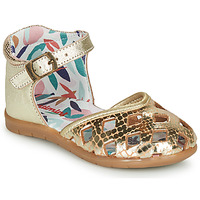 Παπούτσια Κορίτσι Μπαλαρίνες Catimini NAYA Gold