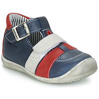 Παπούτσια Αγόρι Ψηλά Sneakers Catimini TIMOR Vte / Marine - κόκκινο / Dpf / Kimbo