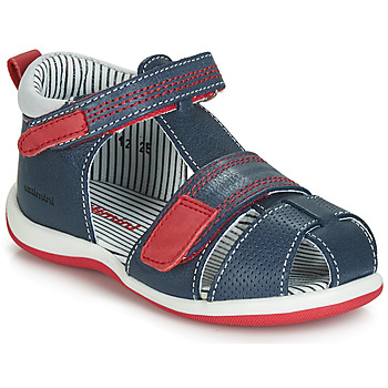 Παπούτσια Αγόρι Σανδάλια / Πέδιλα Catimini BALIMO Marine / Red